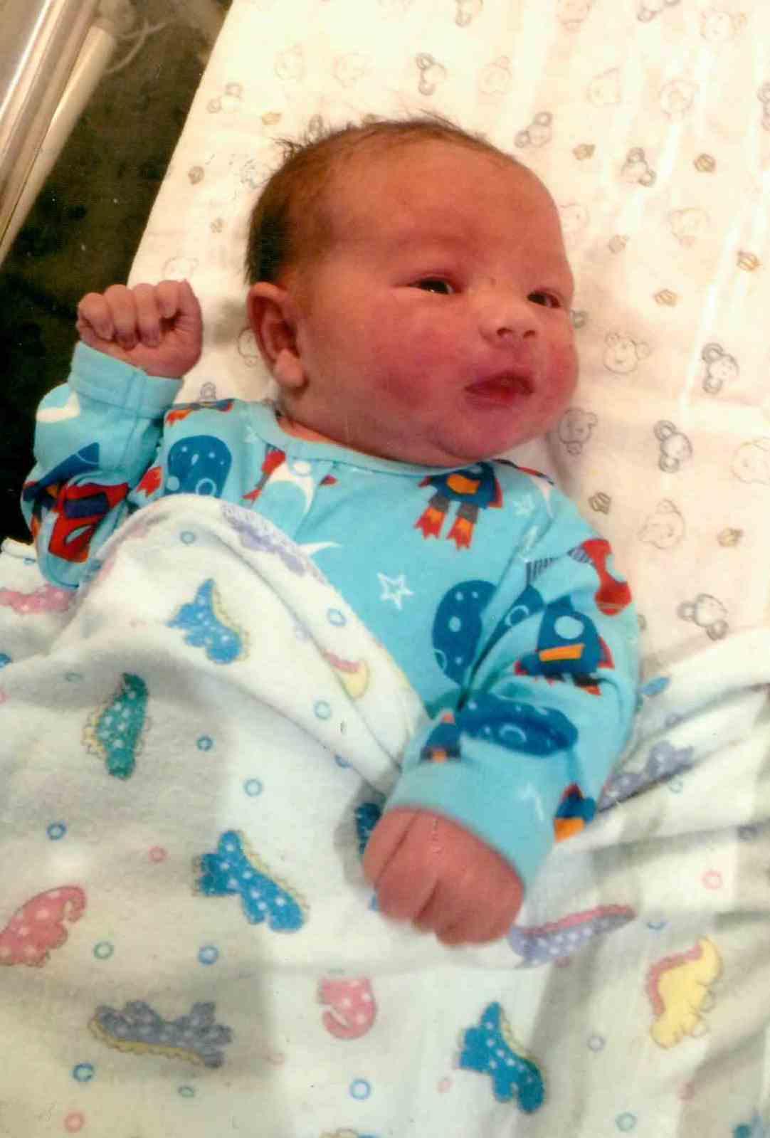 Kyto born 1-1-15