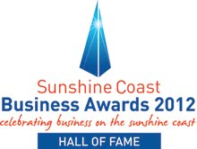 Sunshine coast business awards 2012 winner