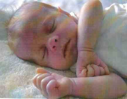 Alexis born 29-12-14
