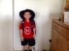 Luca ready for school