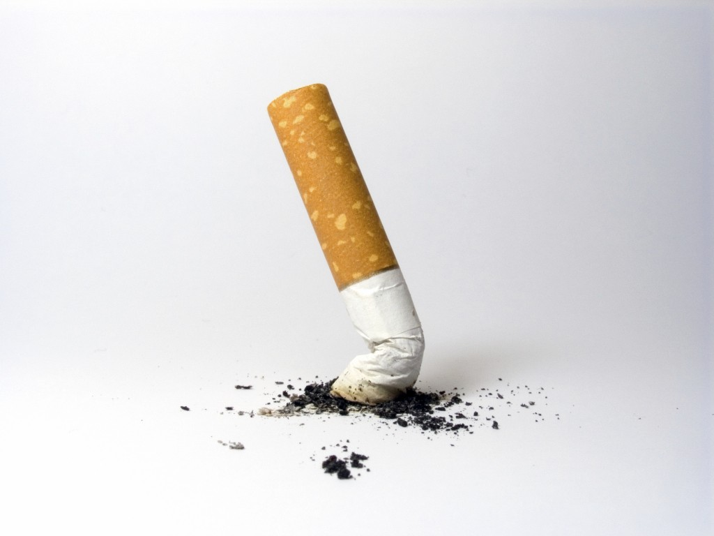 quit smoking improve fertility