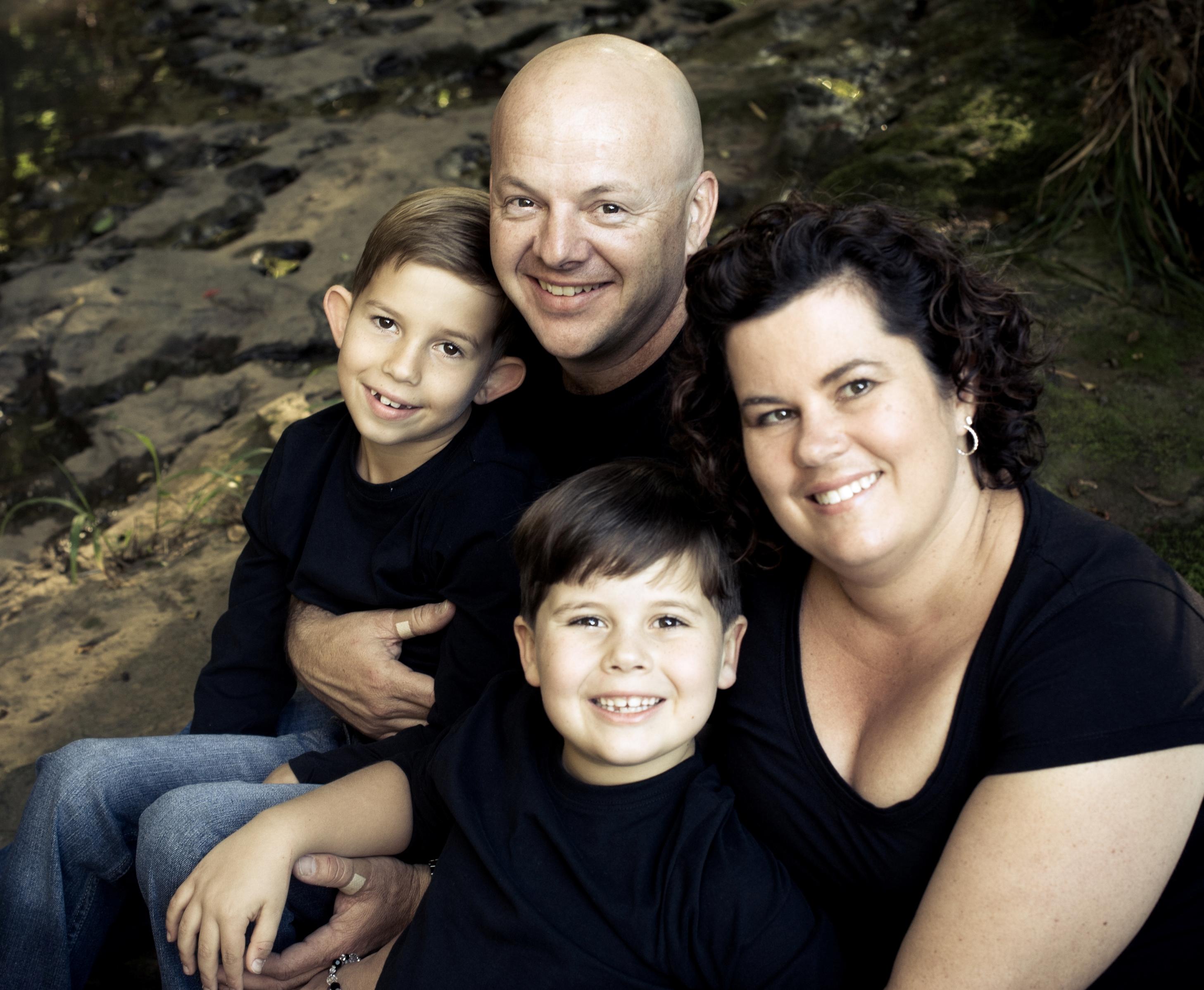 Jonns family