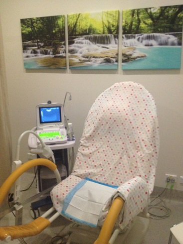 Fertility Solutions Procedure Room 1