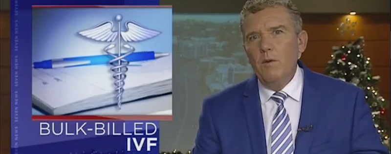 Bulk Billed IVF News Channel 7 Sunshine Coast Report