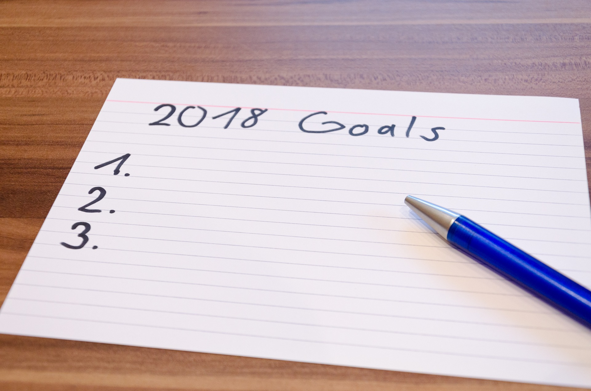 New Year Resolutions for patients on their fertility journey. Fertility Goal Checklist for the New Year.