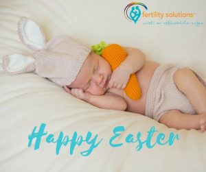 Happy Easter from the staff at Fertility Solutions